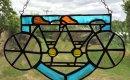 Tandem bicycle - wedding present