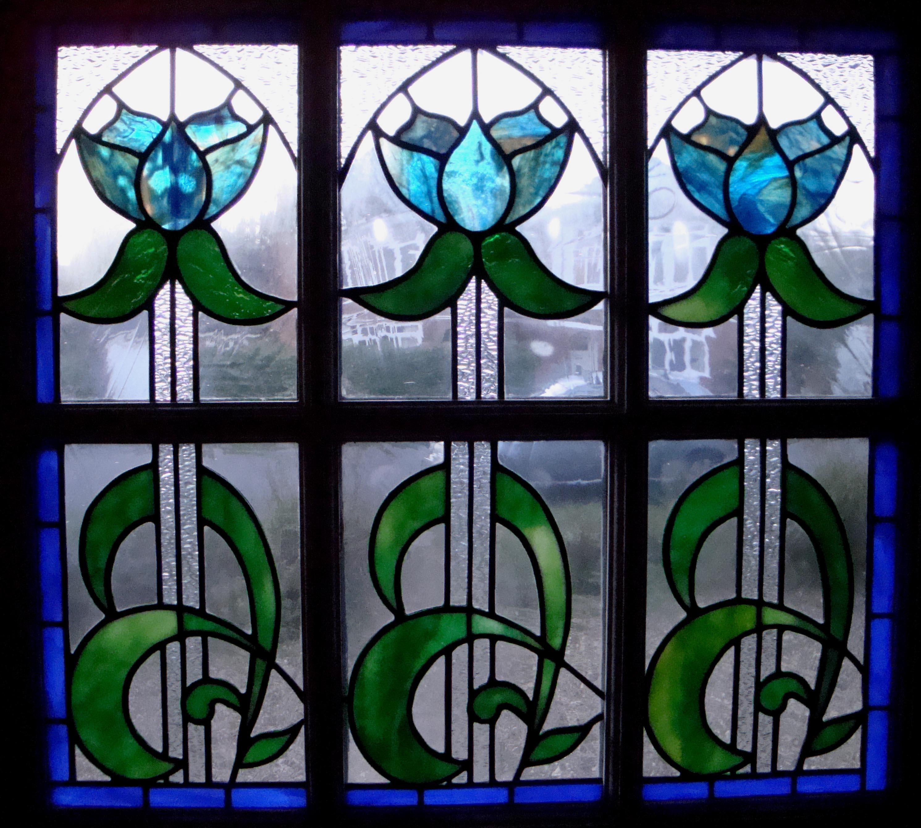 Cockerel Front Door Panel