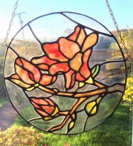 magnolia-suncatcher